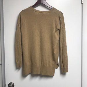 GAP Sweaters - Gap VNeck Camel Sweater